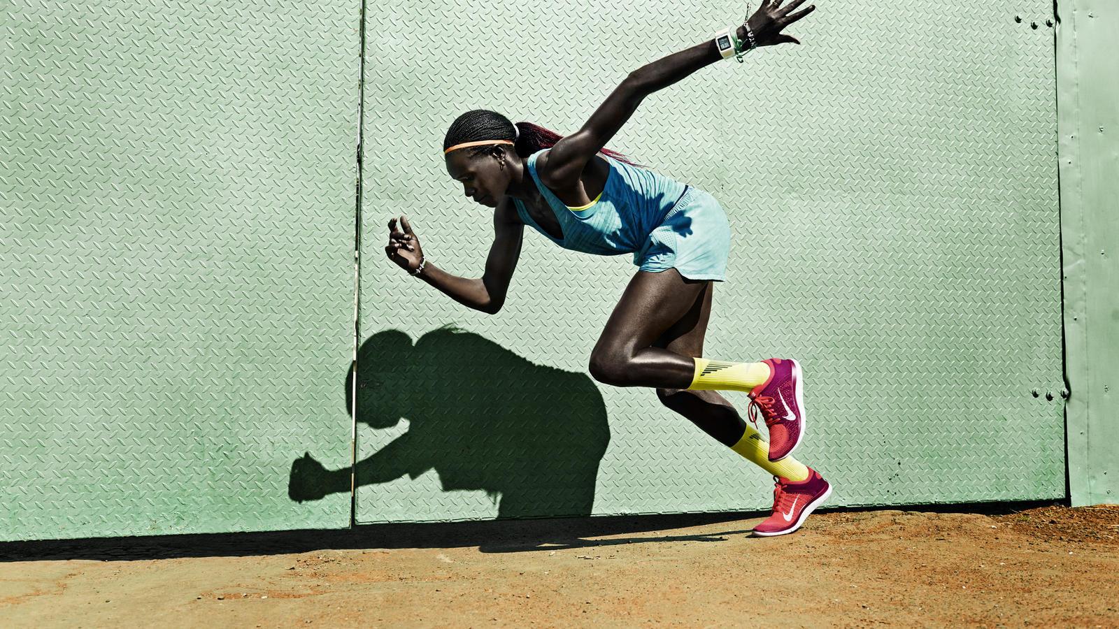 Nike Free 2014: Eunice Sum