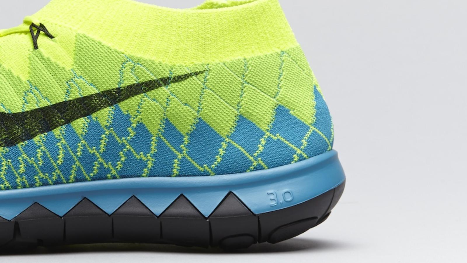 Nike Free 2014 Running Collection Revolutionizes Natural