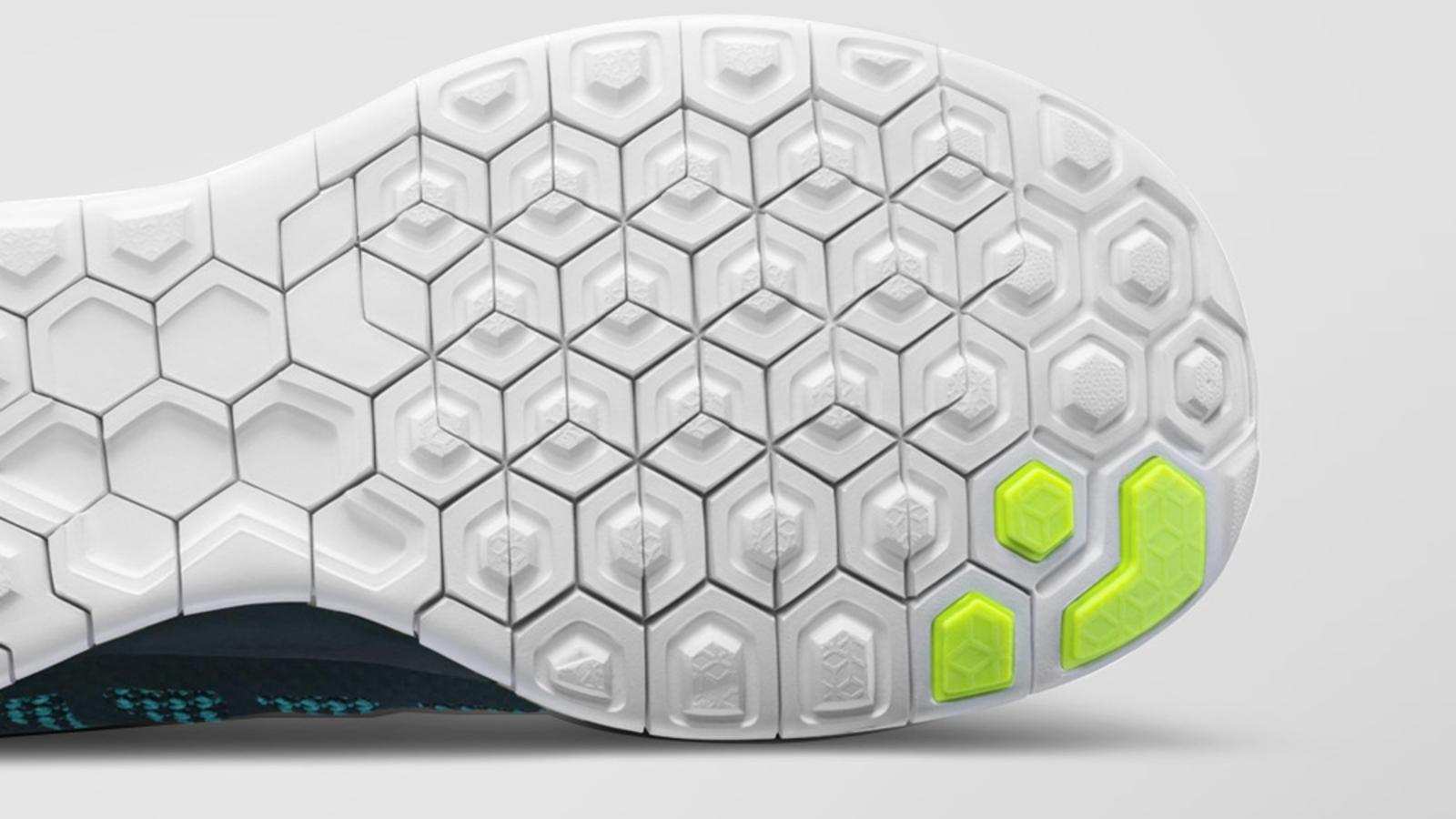 Nike Free 2014: Flex Grooves