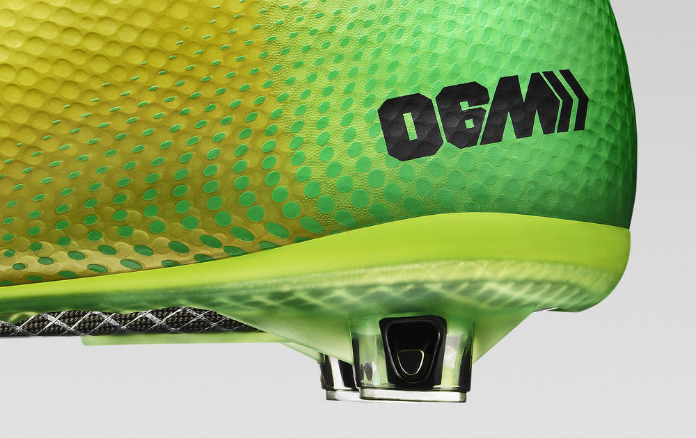 Nike Mercurial Fast Forward '06 Edition Celebrates Speed