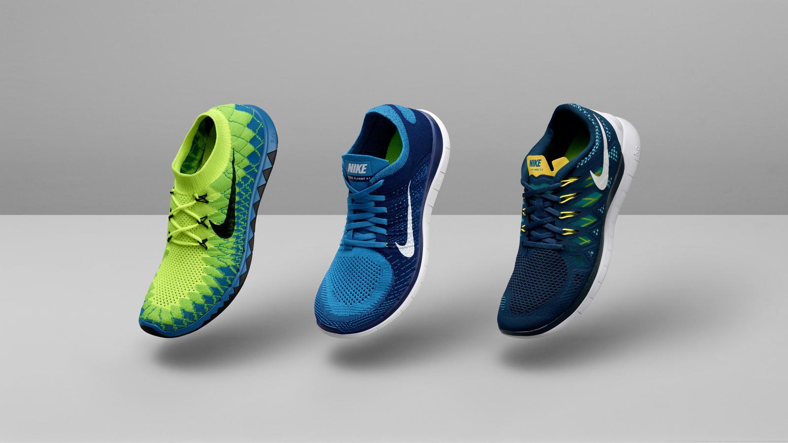 Nike Free 2014 Men's Ecosystem