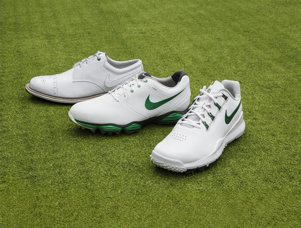 Performance Meets Tradition: Nike Golf's New Limited Edition Footwear