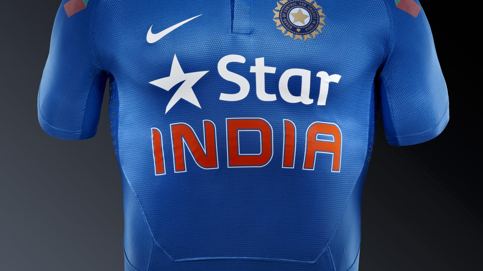 Nike Cricket Presents India National Team Kit