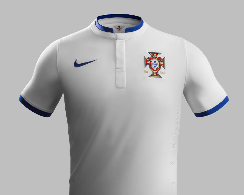 Portugal Unveils New Nike Away Kit for 2014