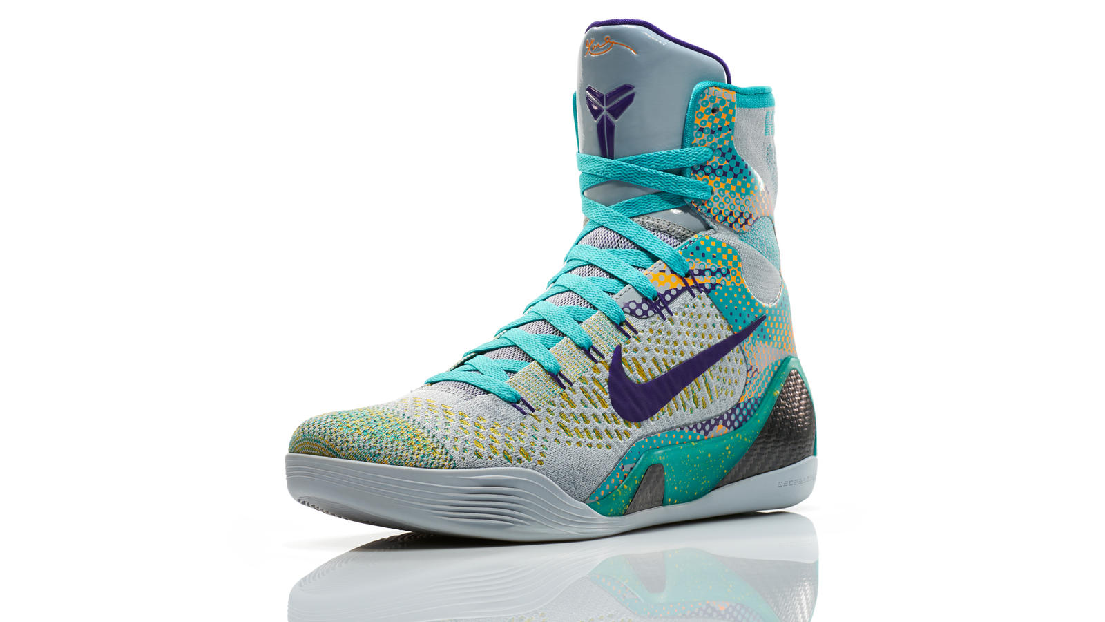 Authentic Real Kobe 9 Elite