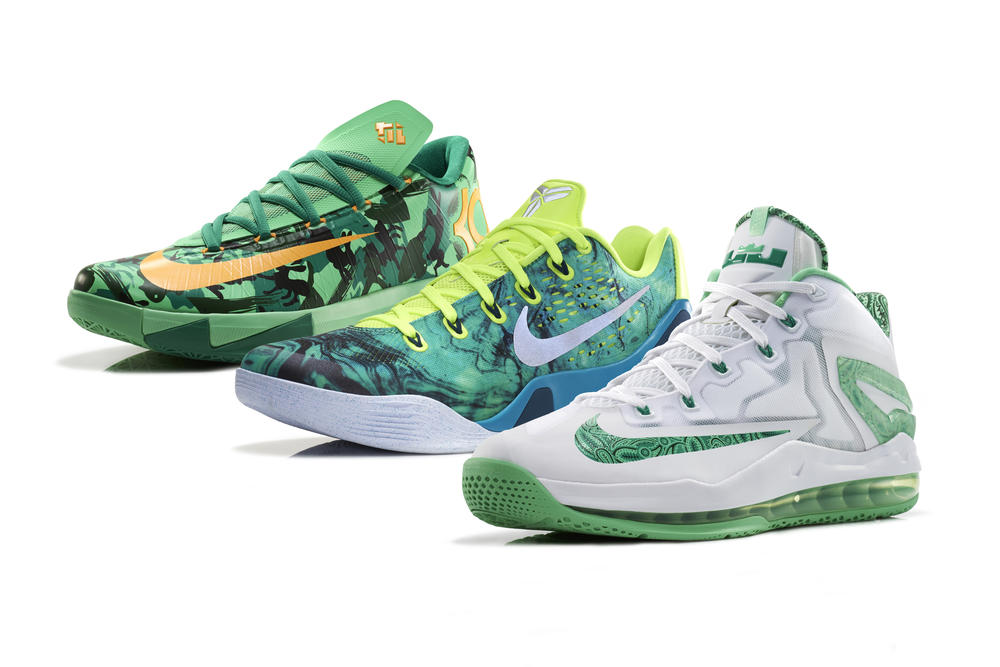 The 2014 Nike Basketball Easter Collection