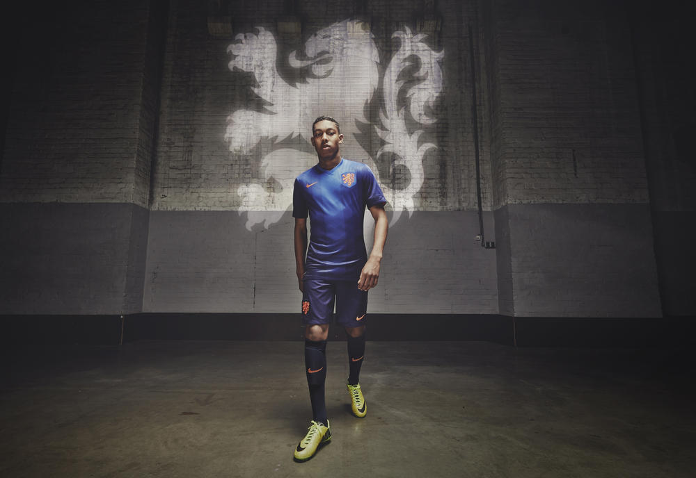 The Netherlands Unveils Nike Away Kit for 2014 Season