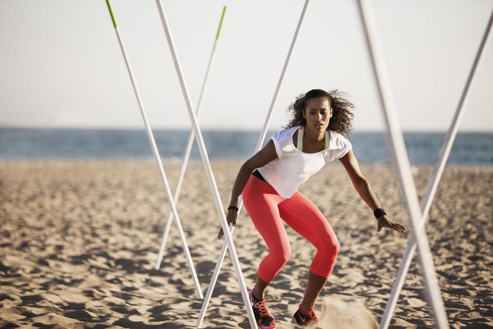 Turn up the Heat with Skylar Diggins's New N+TC Metabolic Meltdown Workout