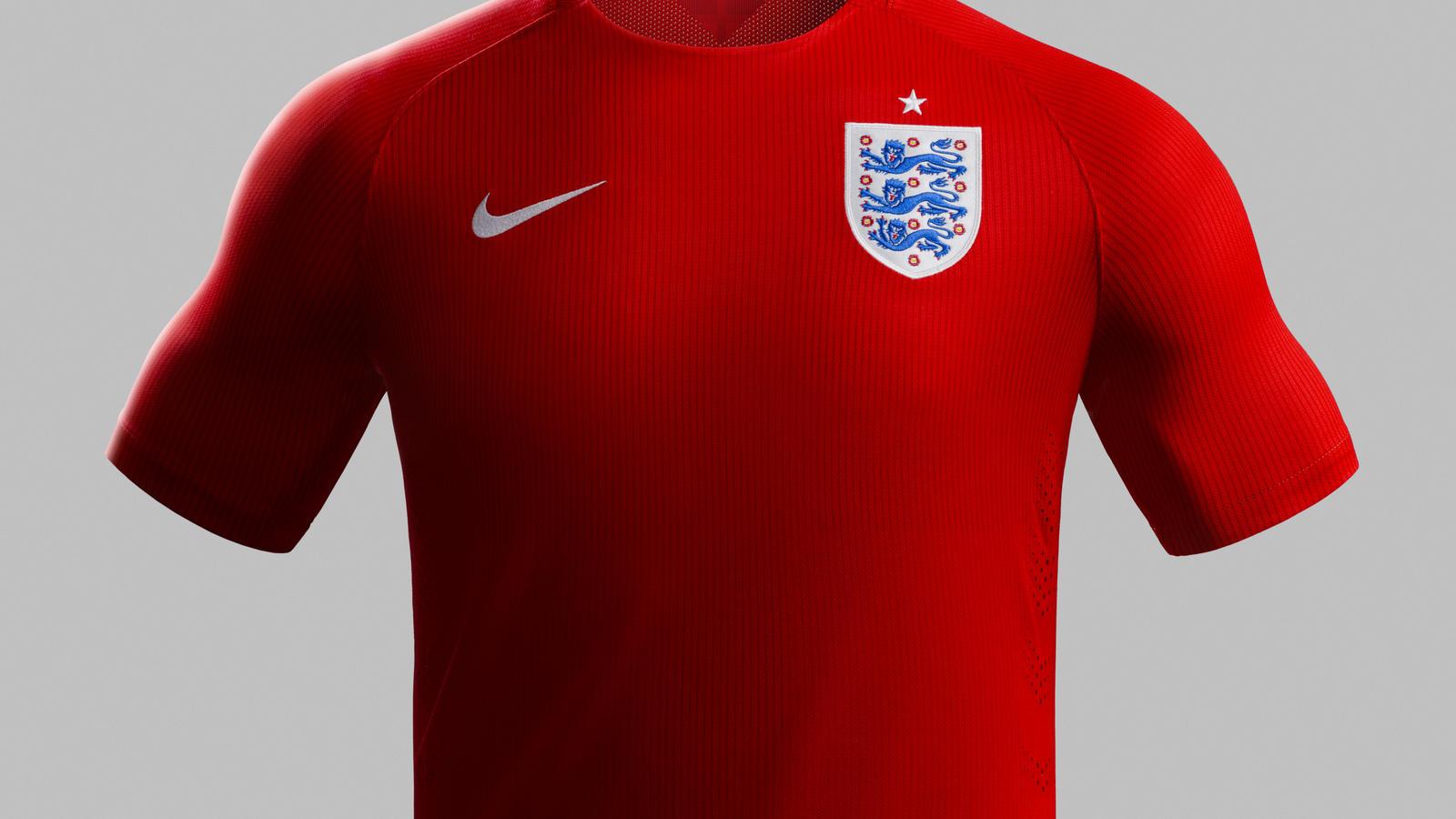 England away shirt (front)