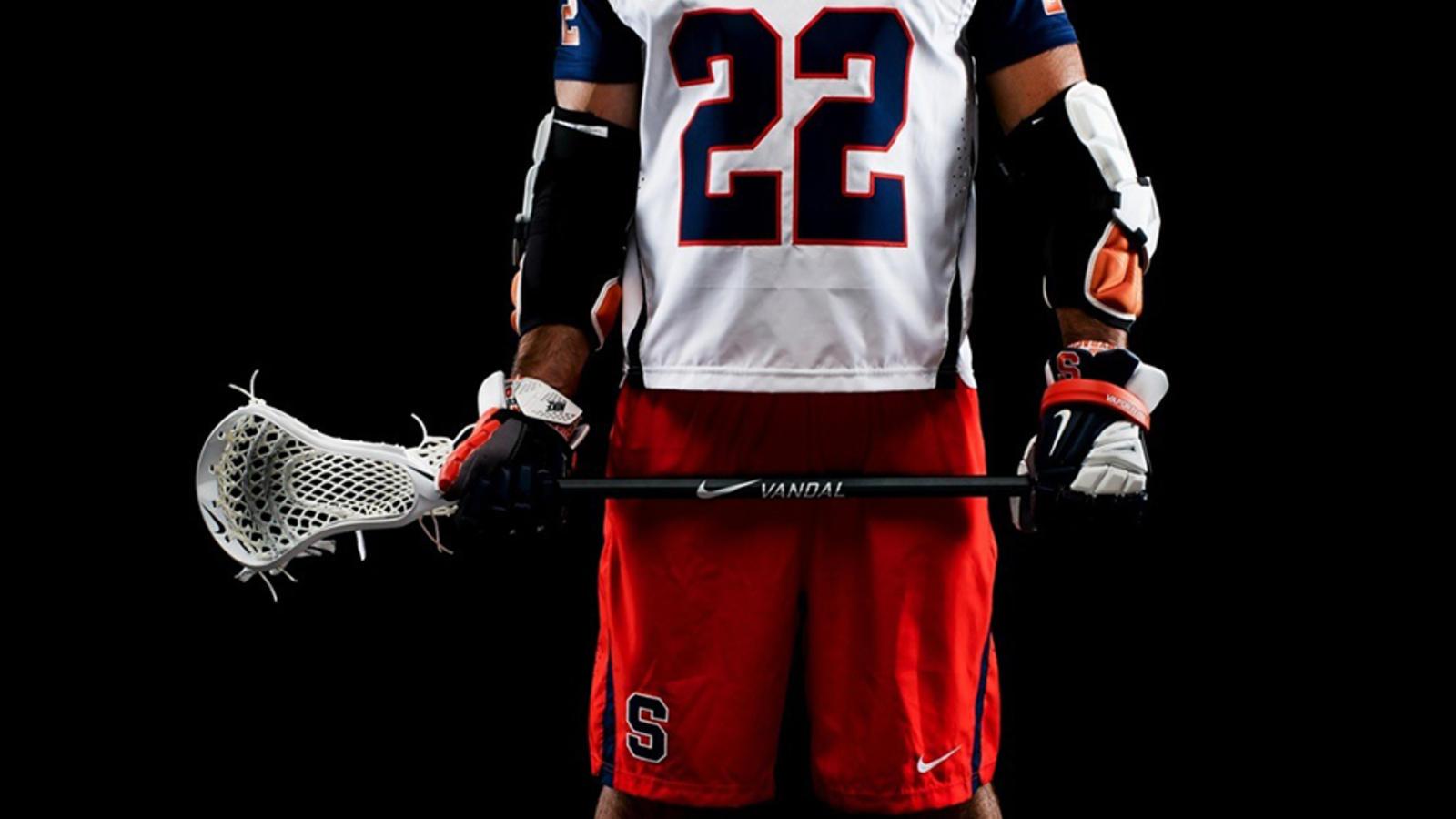 Nike Lacrosse Wallpaper Syracuse Lacrosse Unve...