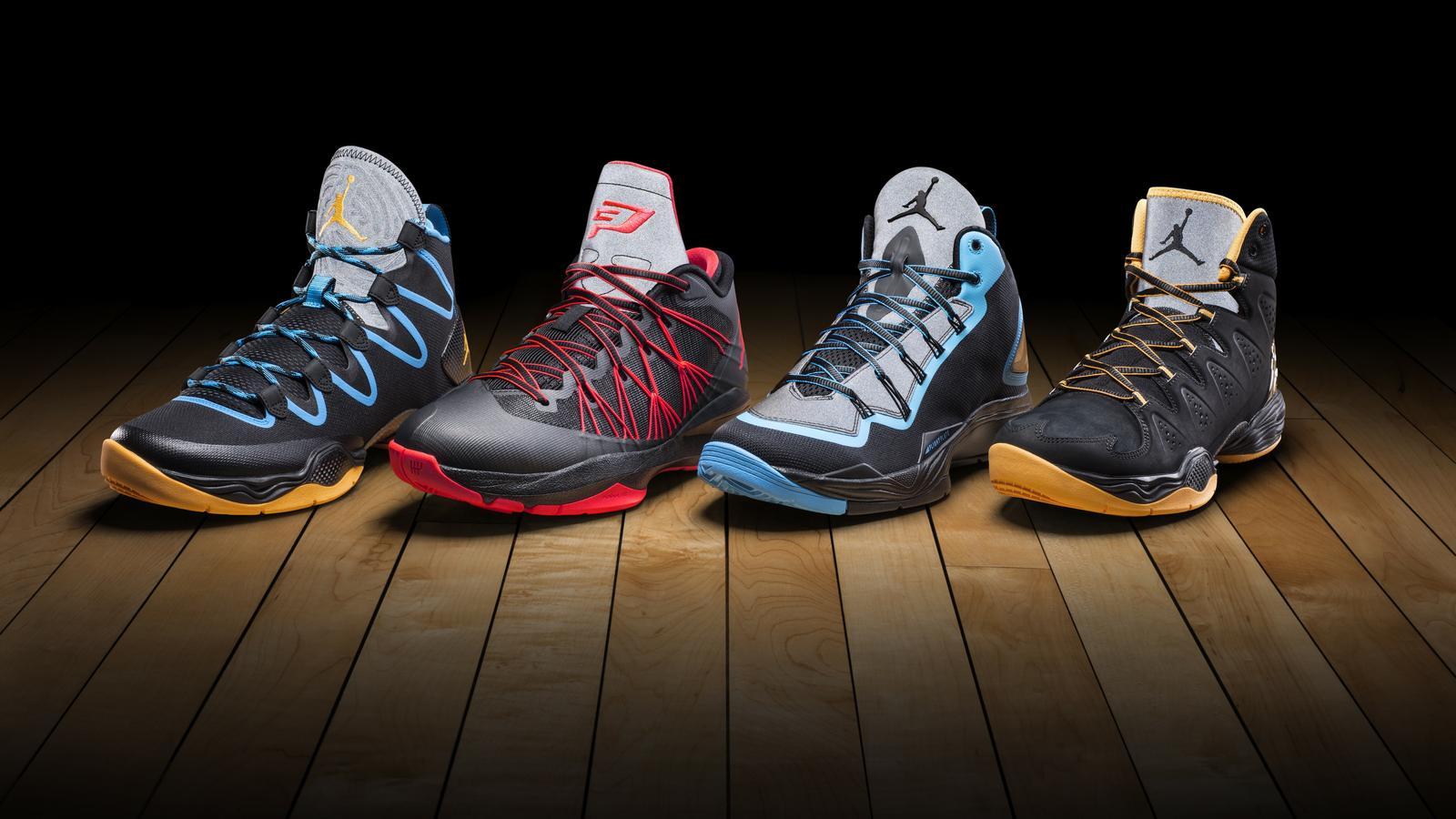 65cb6fbd0c126e Time to Shine  The Jordan Brand Playoff Pack - Nike News