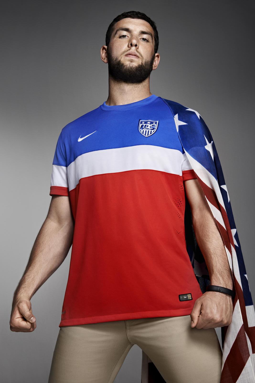 Nike Soccer Unveils 2014 U.S. National Team Away Kit ...