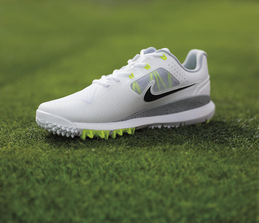 Free Your Swing With Nike Golf's New TW' 14 Mesh Shoe