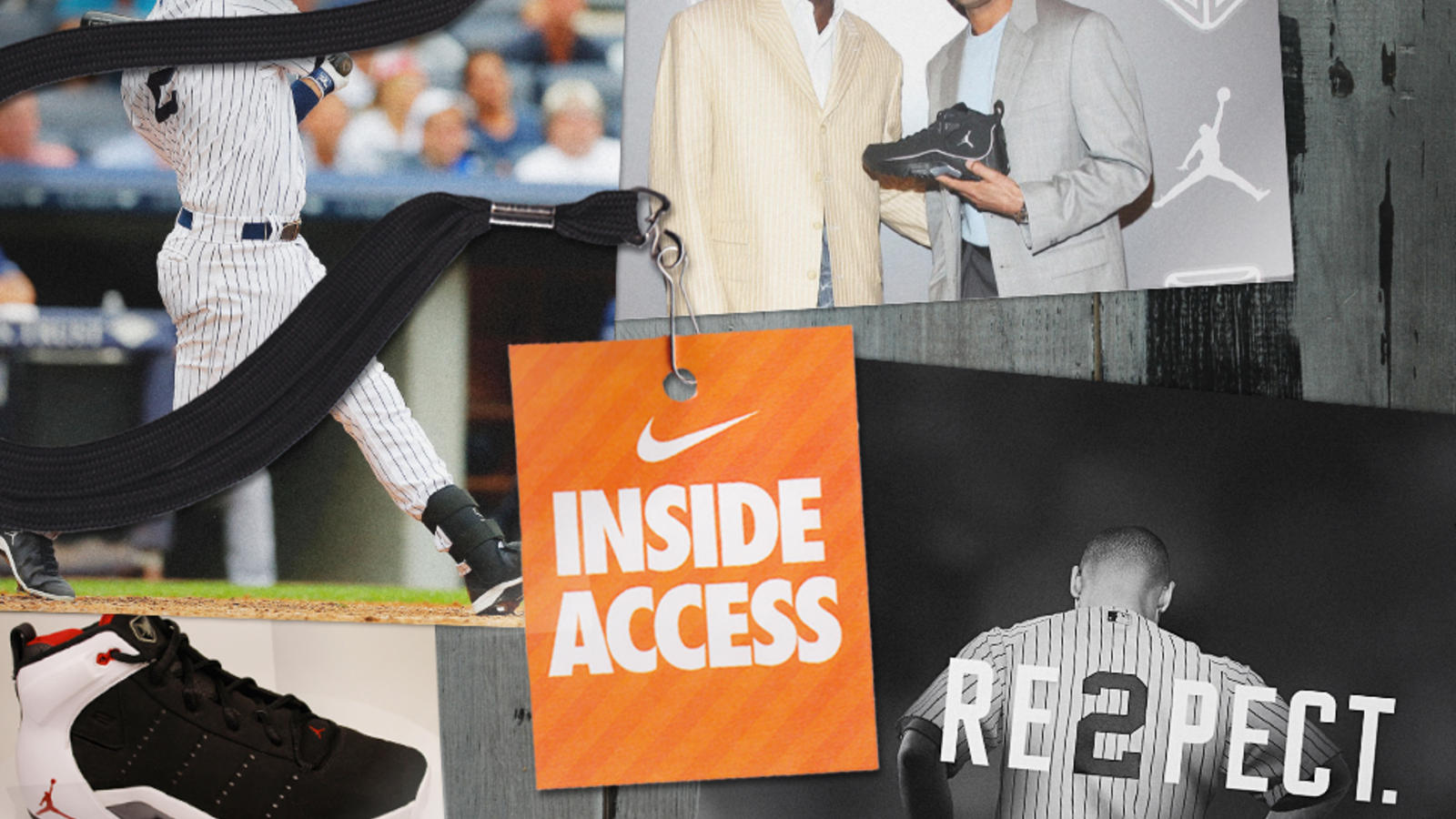 Inside Access  Celebrating Derek Jeter s Last Season with RE2PECT ... e161bab2c