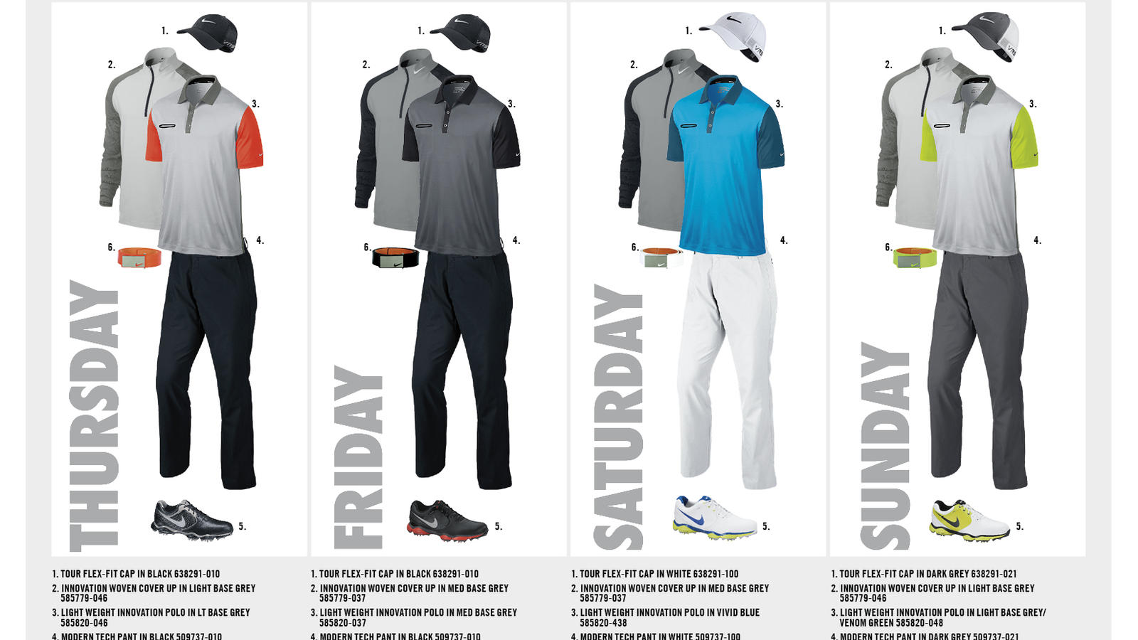 First Major Scripting - McIlroy