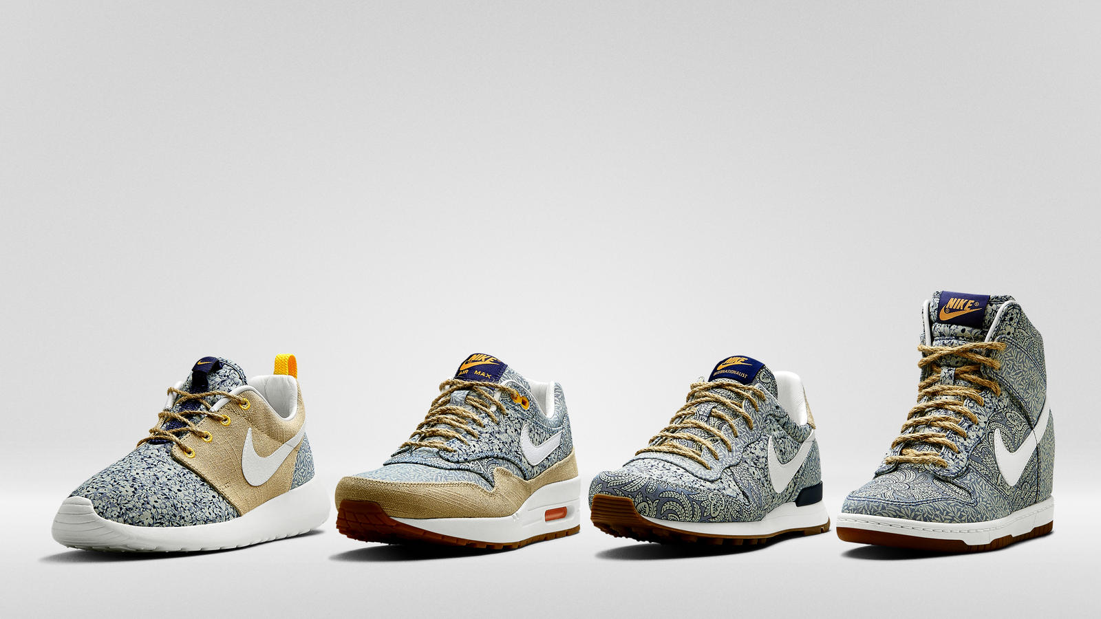 fc6c0a474b74 Nike and Liberty Reveal Summer 2014 Collection - Nike News