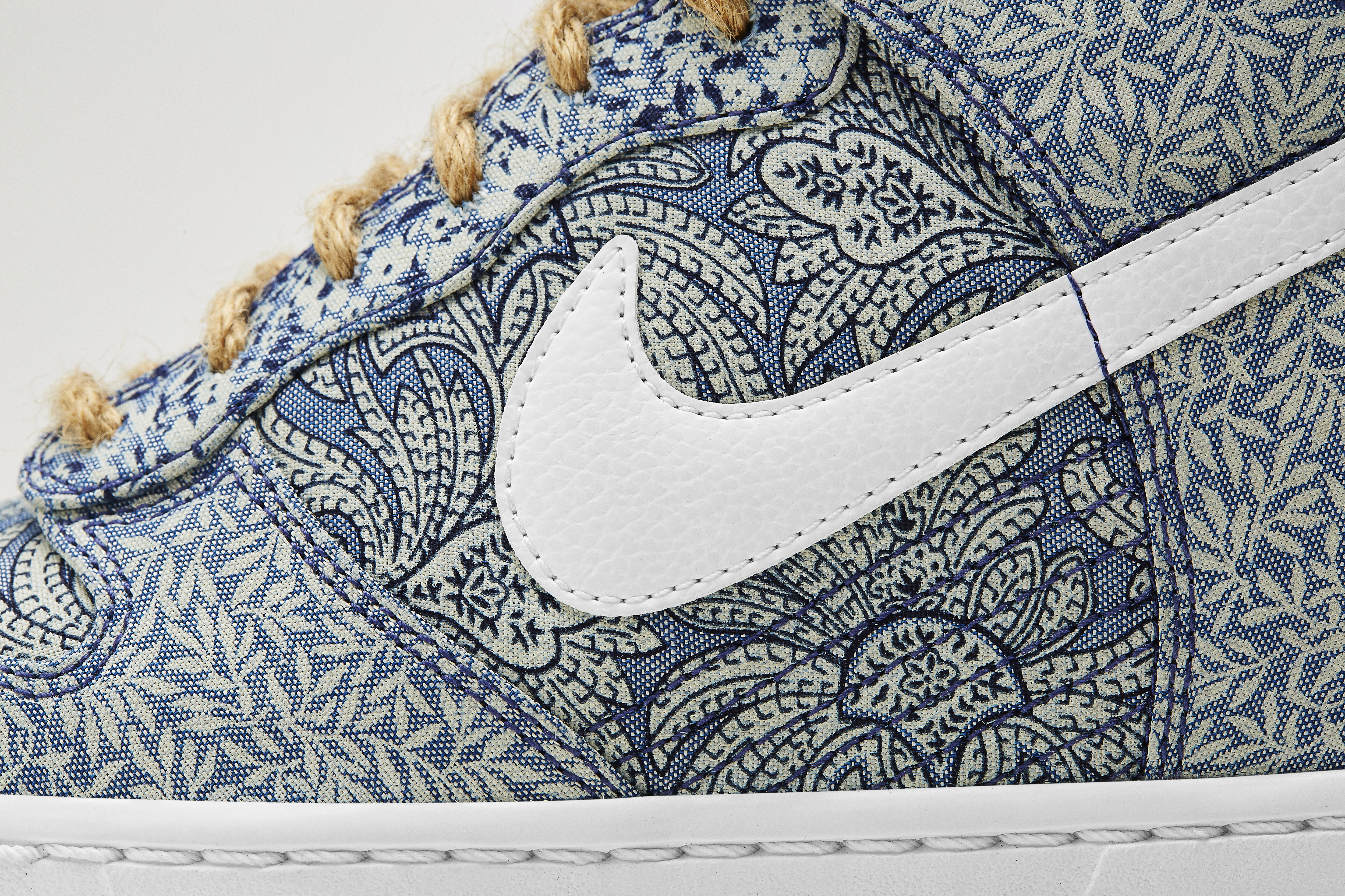 promo code 17ac4 331bf ... trainers LO · HI Nike Dunk Sky High Liberty Of London Denise Eva Now Available  Liberty x Nike WMNS Dunk Sky High Pink Force LIBERTY ...