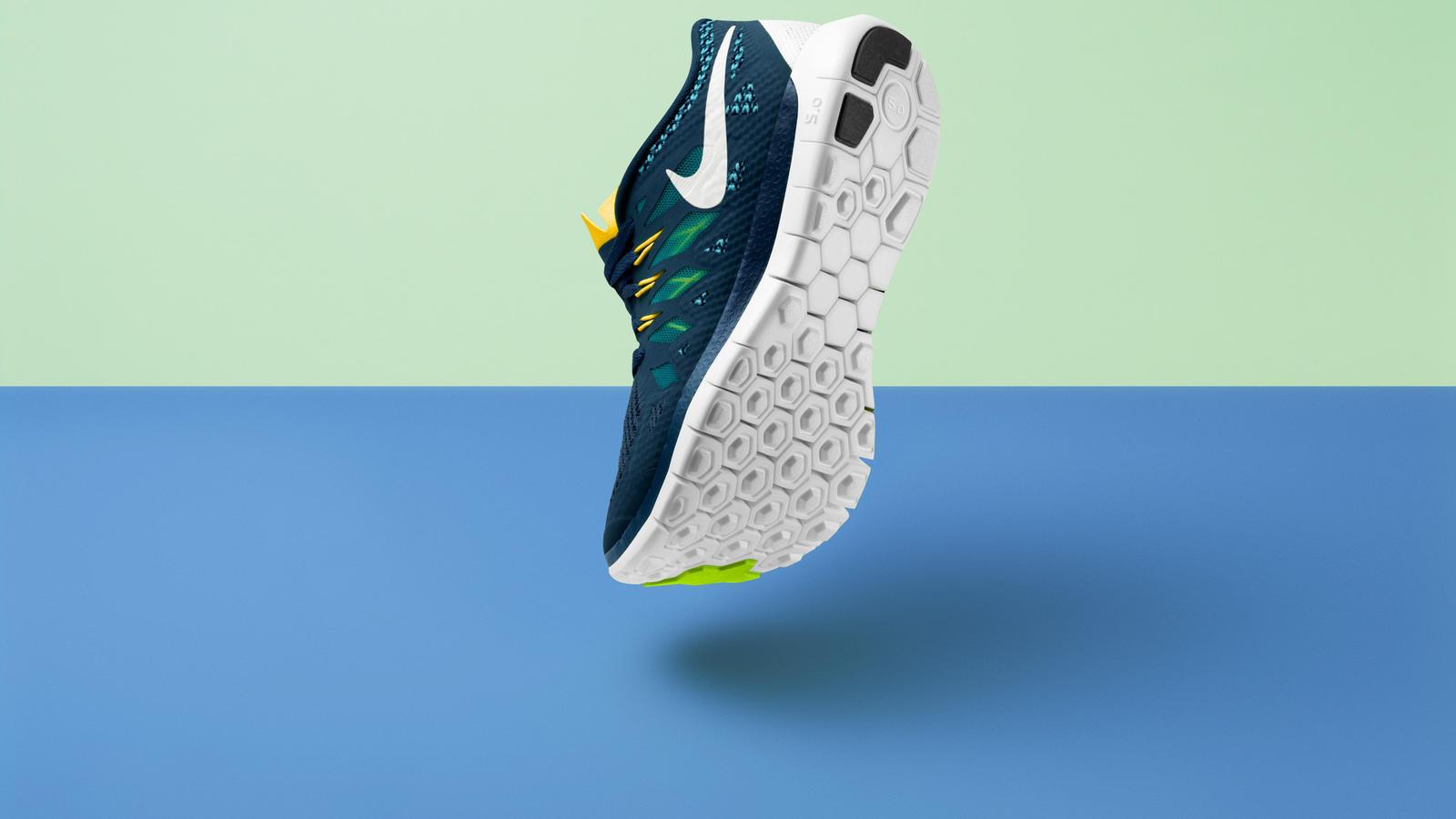 Nike Free 5.0 - Boys