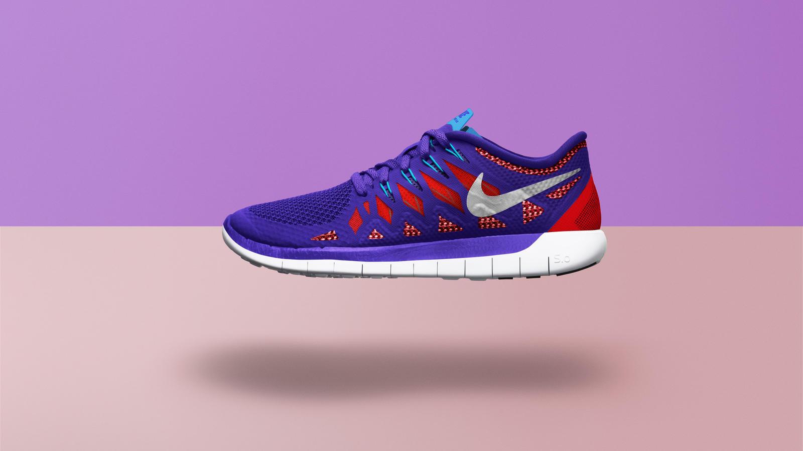 Nike Free 5.0 - Girls