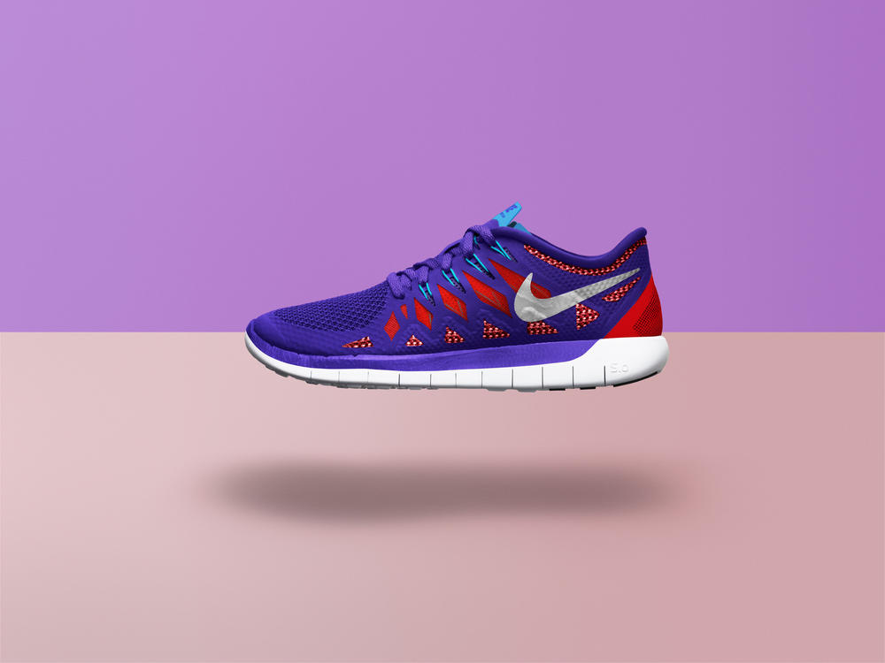 Born Flexible: Nike Free 5.0 for Young Athletes