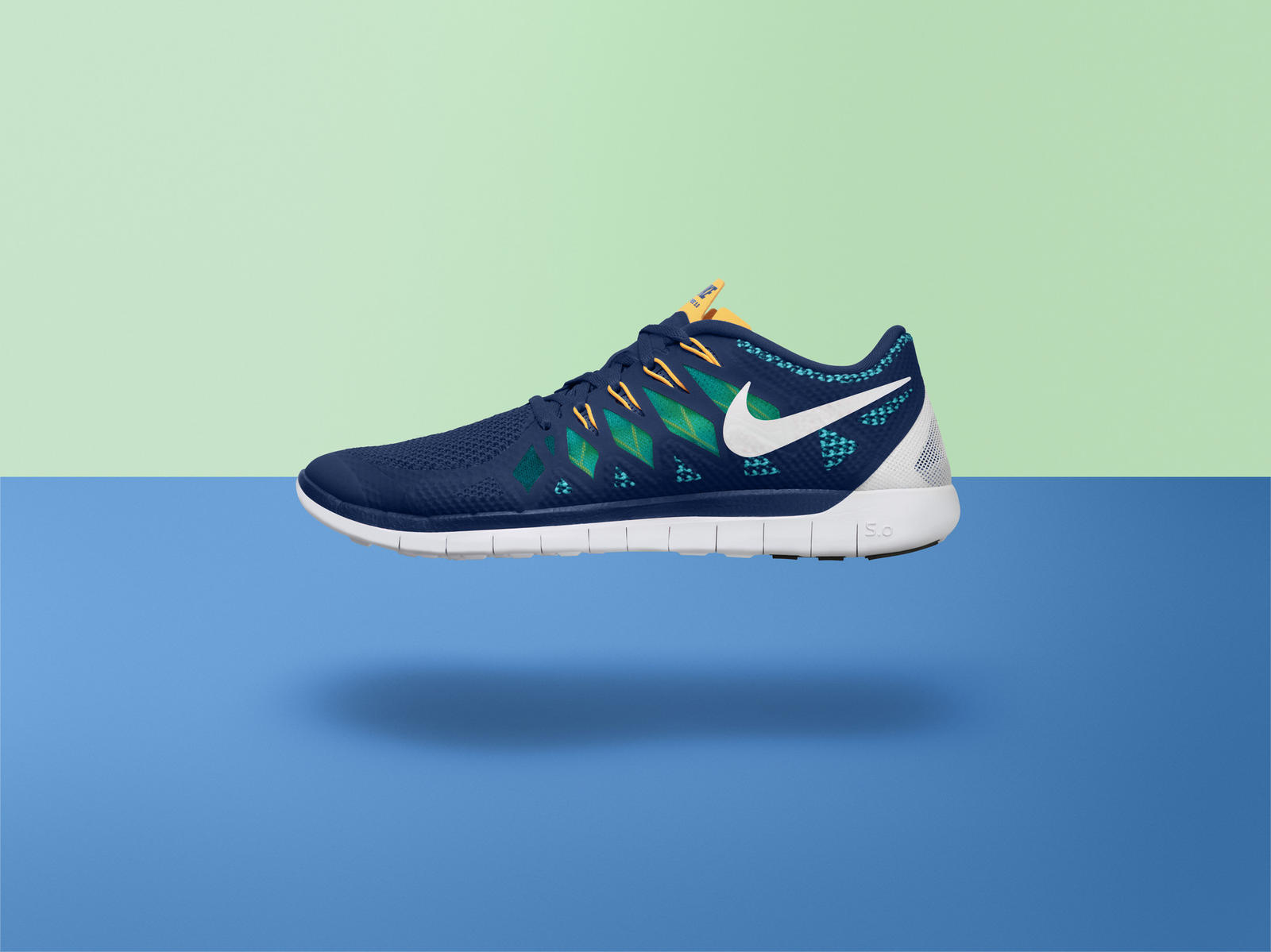 born flexible nike free 5 0 for young athletes nike news. Black Bedroom Furniture Sets. Home Design Ideas