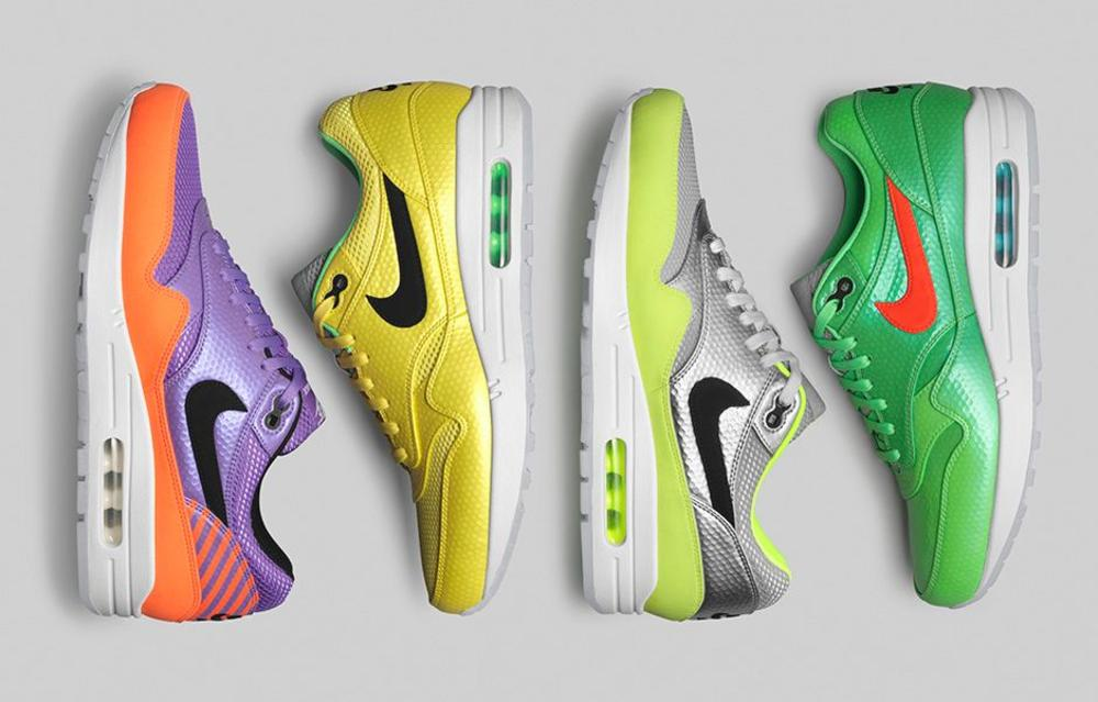 Nike Air Max 1 Busca Inspiração na Mercurial Para Edição Limitada