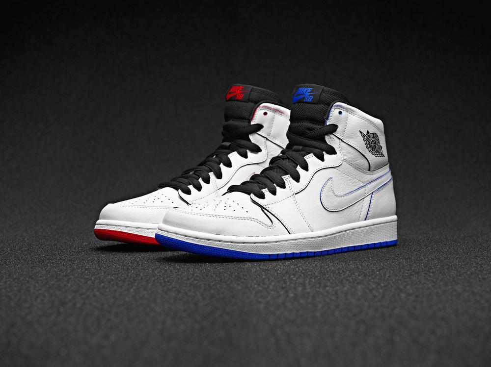 release date 1a013 4c2bd Nike SB Revela Segunda Edição Do Air Jordan I