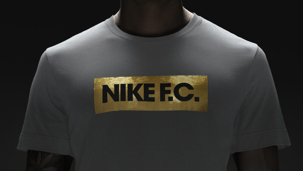Mais que uma nova coleção, a Nike lança o Nike F.C., um clube que brinda a ousadia no futebol
