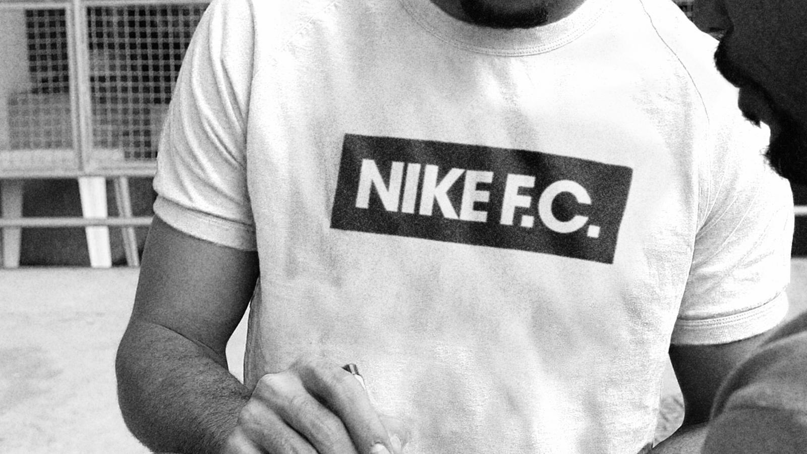 We Don't Play Football, We Live it: Nike F.C. Nike News