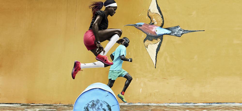 Coleção Nike Free 2014 Revoluciona o Movimento Natural