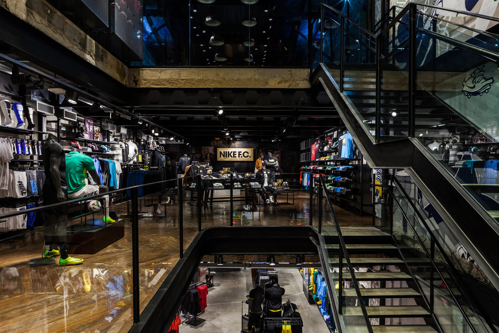 Nike Opens First Football-Only Store in Brasil - Nike News