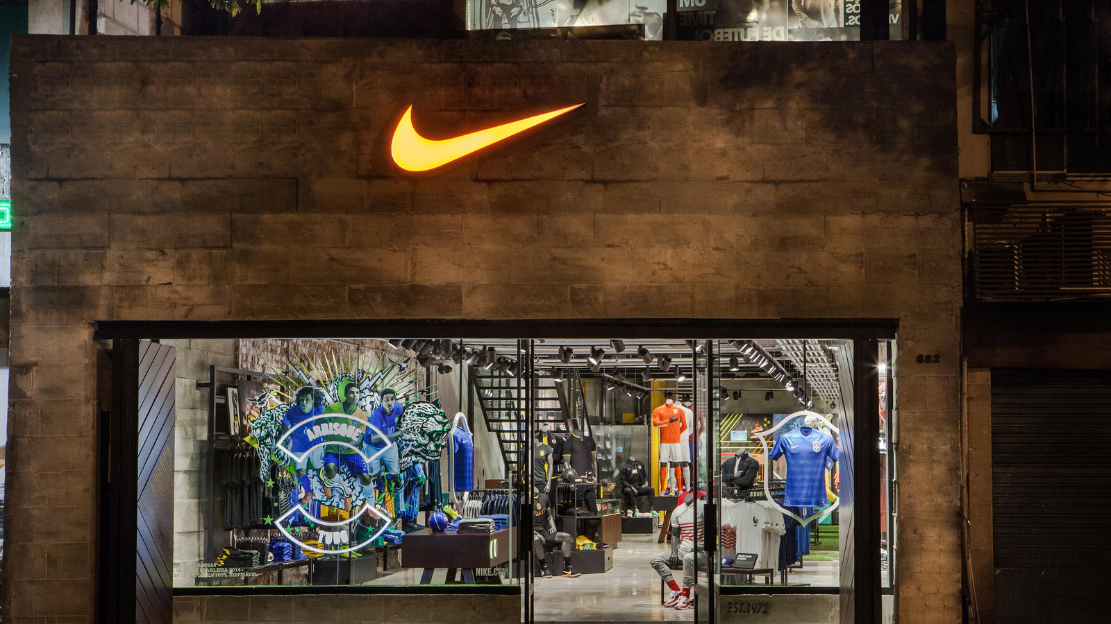 Nike Copacabana