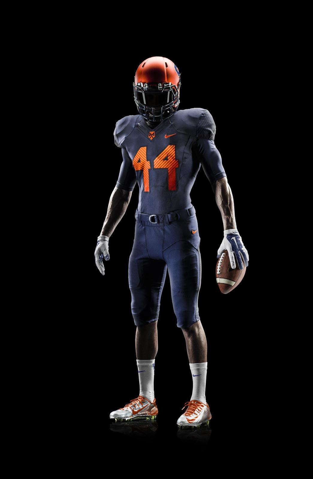 Syracuse Unveils New 2014 Nike Football Uniforms - Nike News