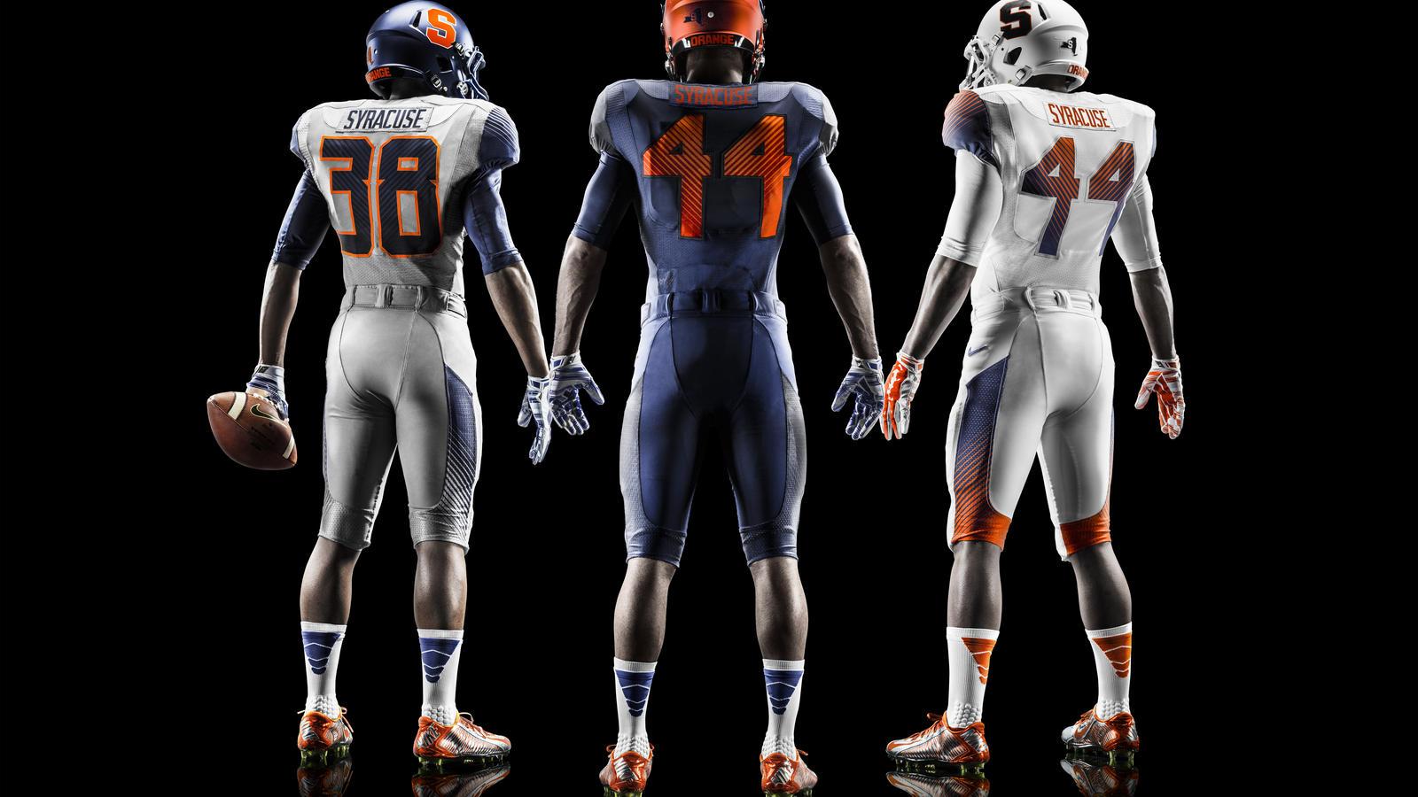 newest 7e8a8 8818e Syracuse Unveils New 2014 Nike Football Uniforms - Nike News