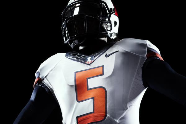 Illinois Athletics Unveils Updated Brand Identity