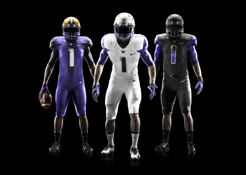 Washington Unveils New 2014 Nike Football Uniforms