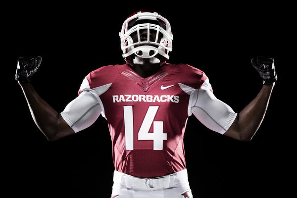 Razorback Athletics Unveils Updated Brand Identity