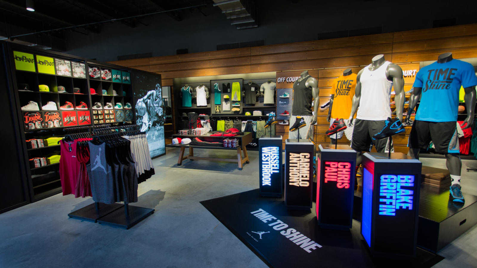 nike store boston area