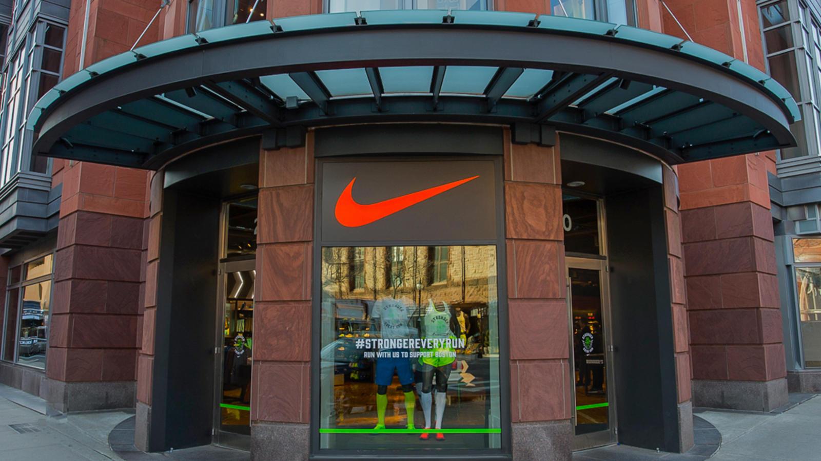 Nike Boston Reopens April 18 - Nike News
