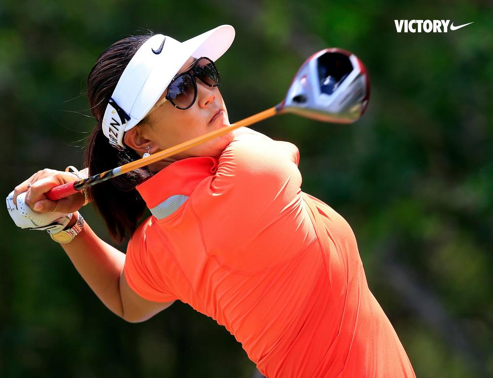 Nike Athlete Michelle Wie Rallies to Claim Third LPGA Tour Victory