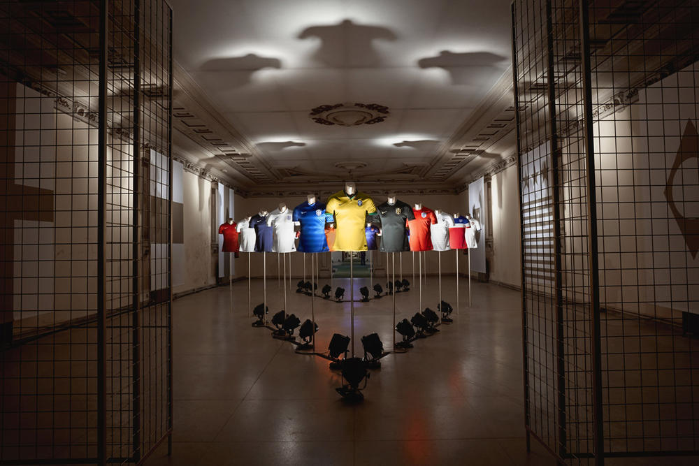 Nike Showcases 2014 Football Innovations