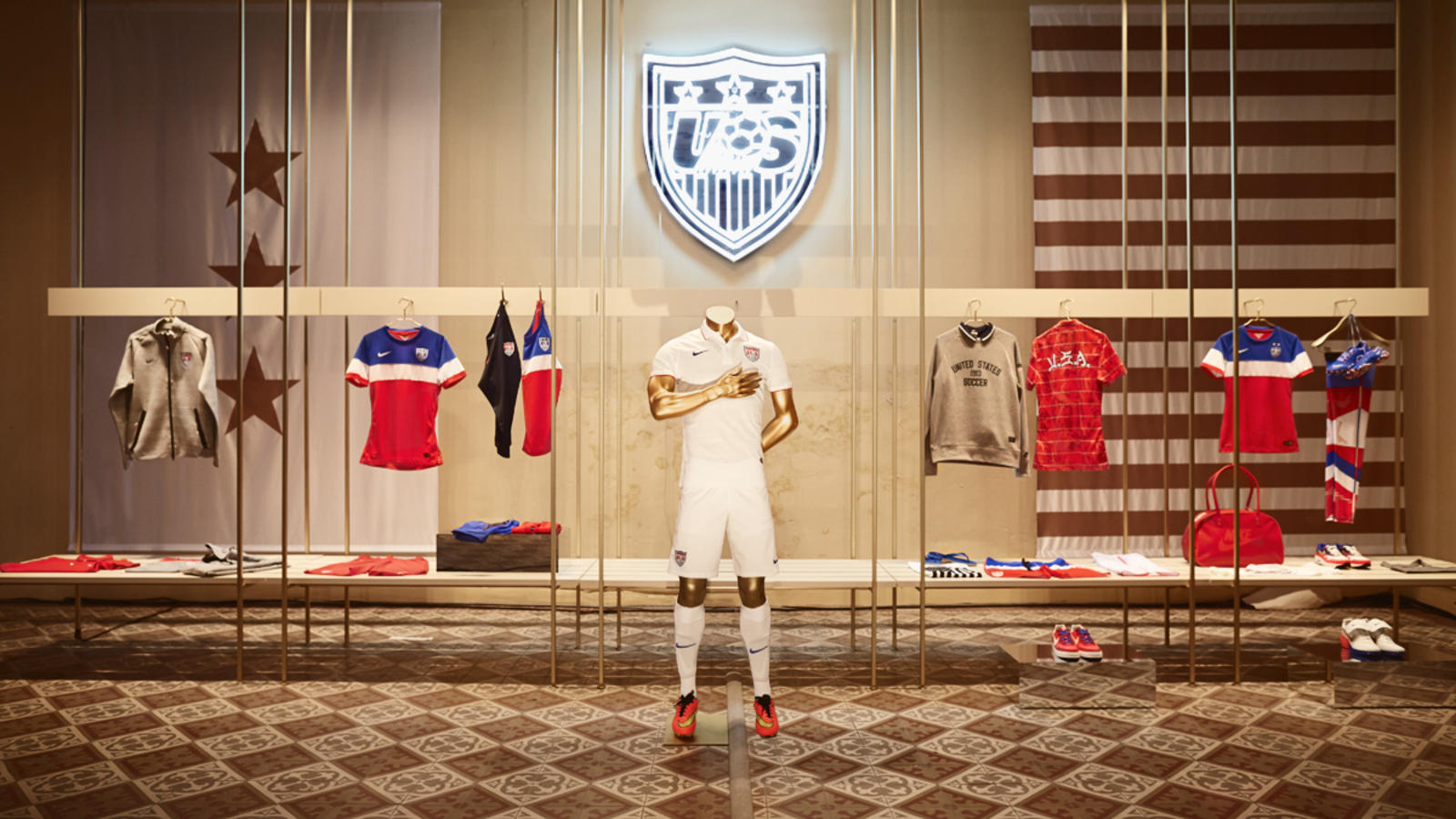 nikefootballinnnovation USA