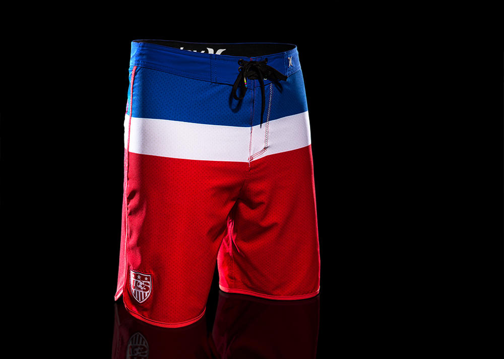 Hurley Unveils 2014 Phantom National Team Boardshorts