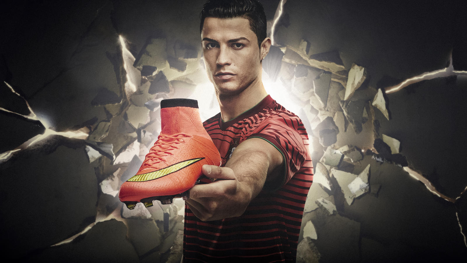 Mercurial Superfly Launch6 2014 04 24. cristianoronaldowithmercurialsuperfly 941db3f69dc38