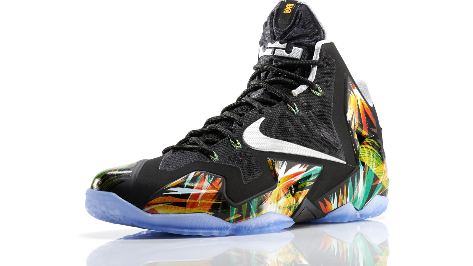 timeless design 9f616 991a3 New LEBRON 11 Pays Homage to Florida's Everglades Region ...
