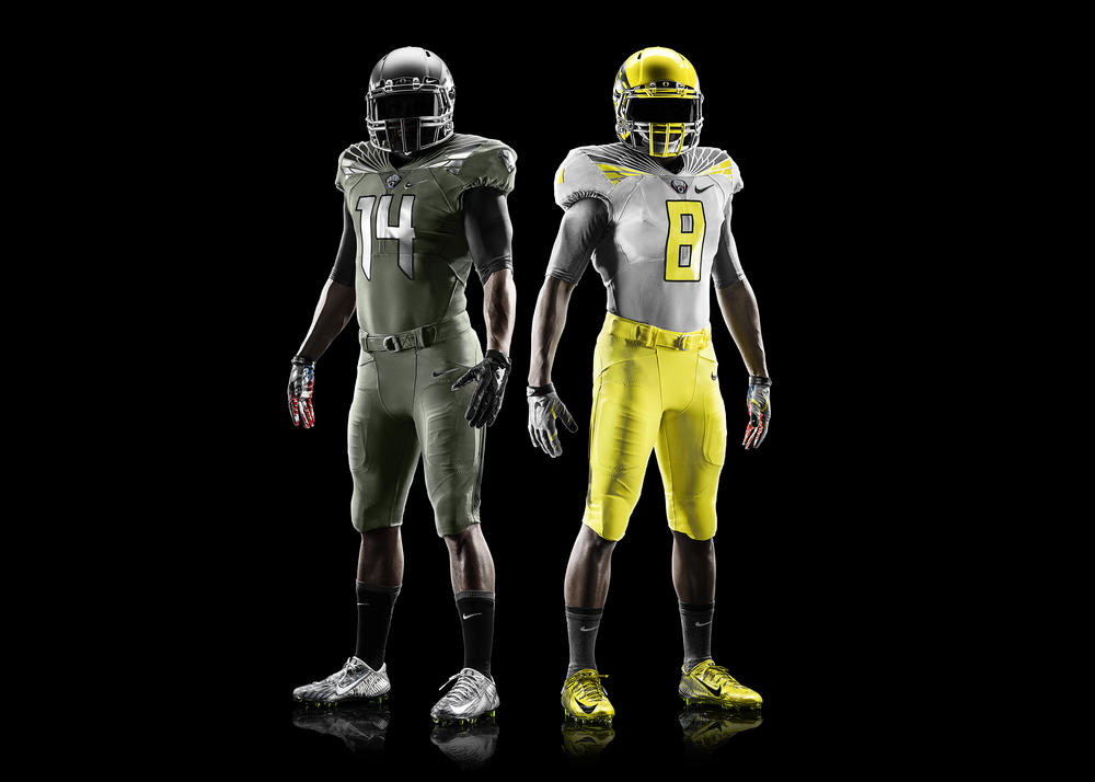 Oregon Salutes the Day with New Nike Spring Game Uniforms