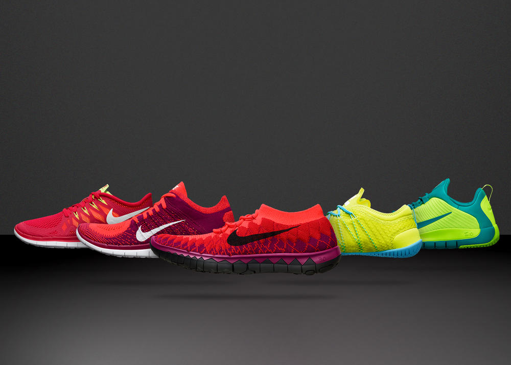 Nike Free: Go Behind the Scenes with an All Access Pass