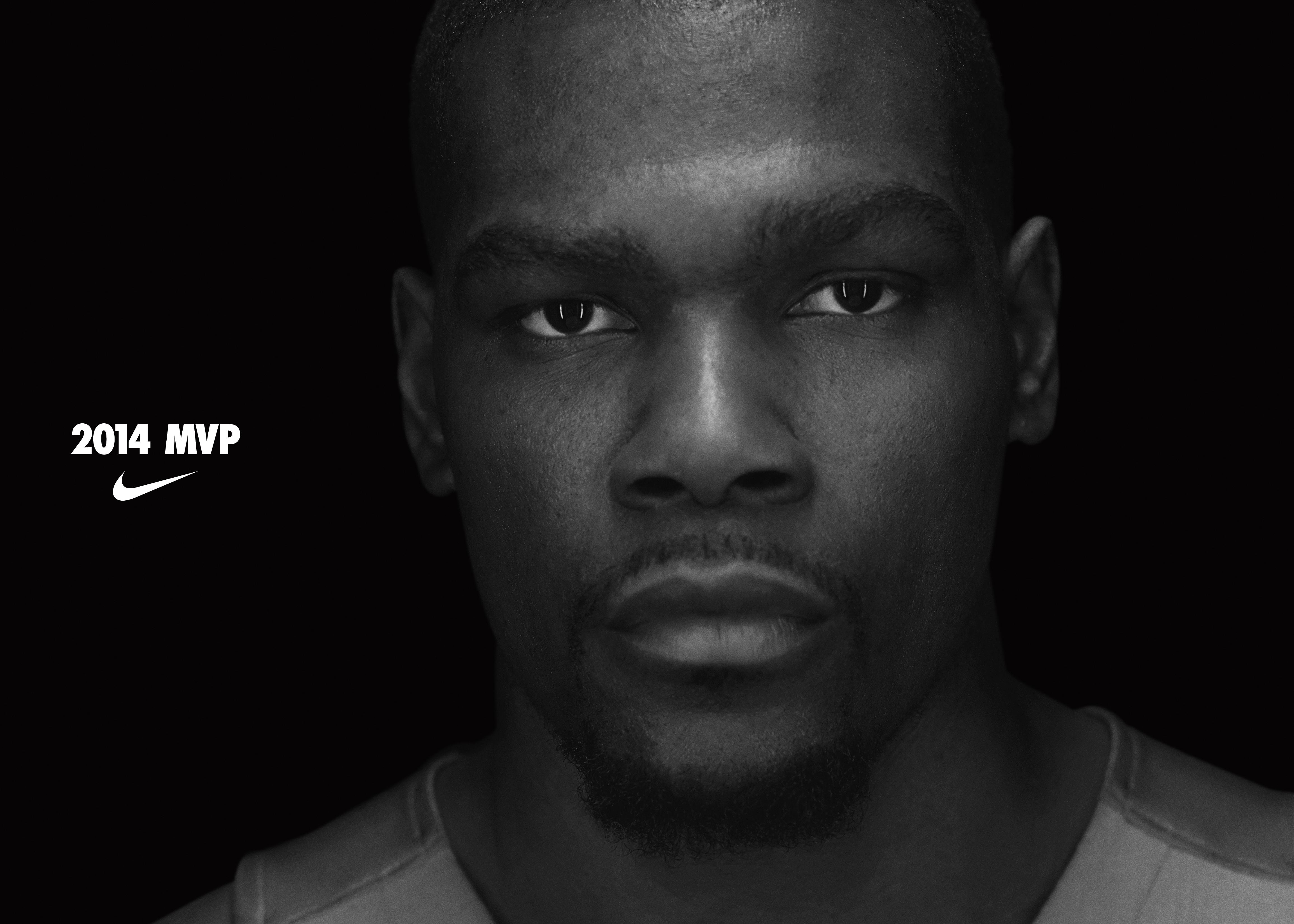 Nike Congratulates KD on First MVP Award