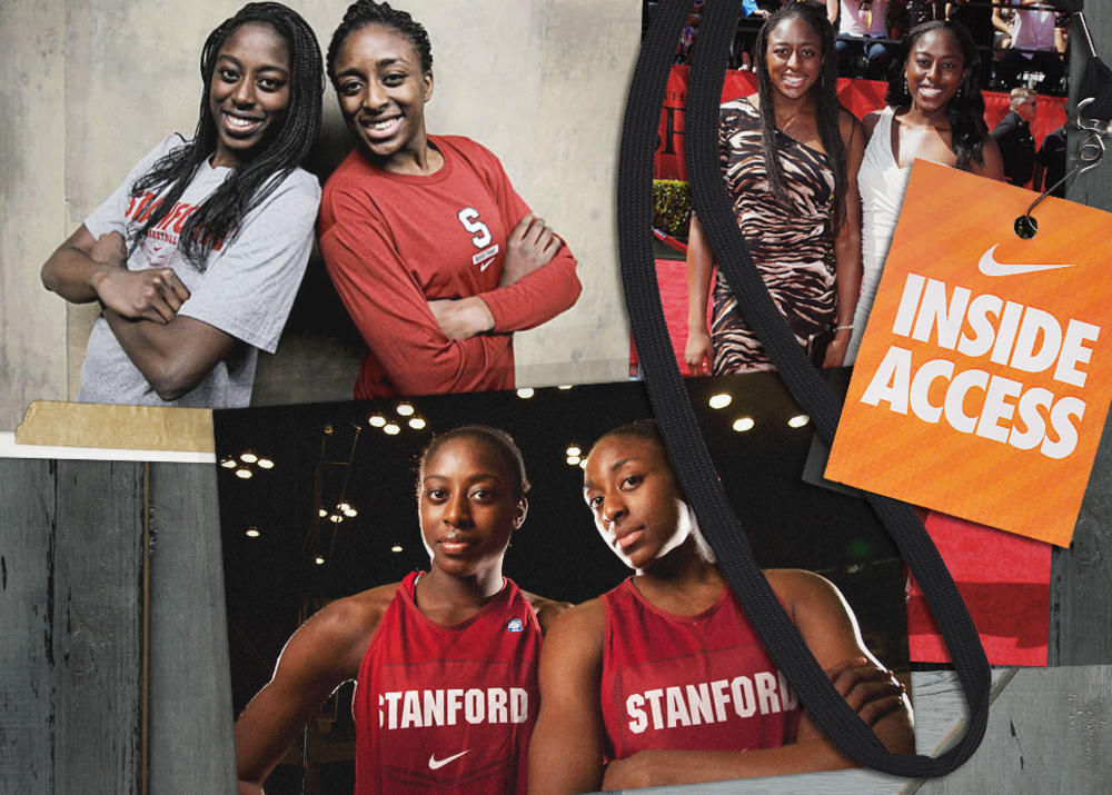 Inside Access: Introducing Nneka and Chiney Ogwumike