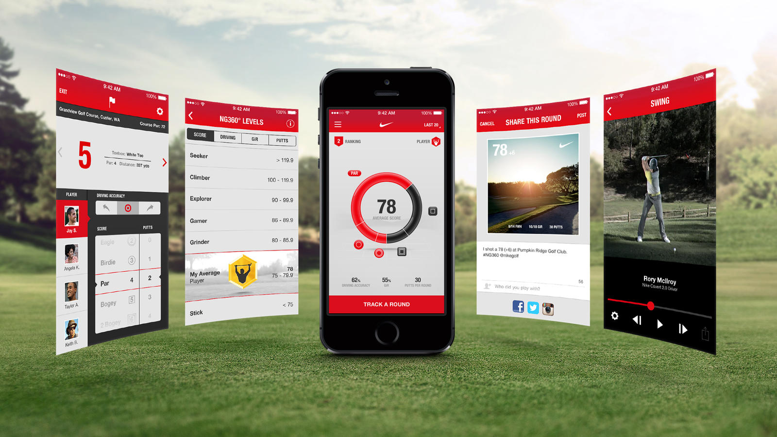 NG360 app updates